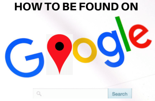 How to Get Found On Google - text