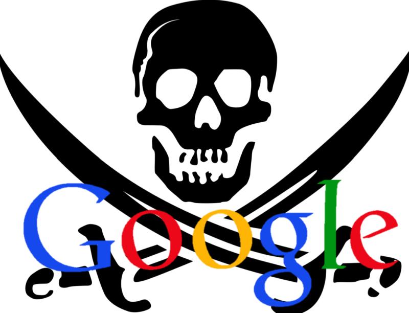 google pirate update