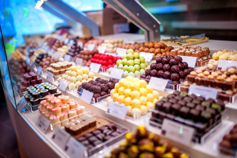 Candy Store Online Ordering
