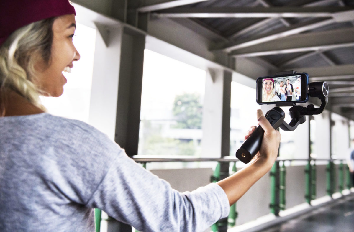 Social Media Content Creation video